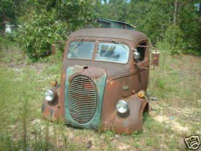Projects New Project 1939 Ford Coe The H A M B