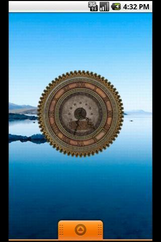 蒸汽朋克模擬時鐘