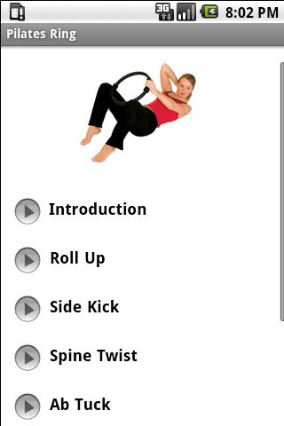 Pilates Ring Workouts