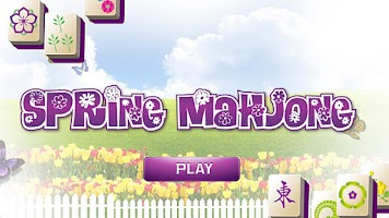Screenshot of Spring Mahjong