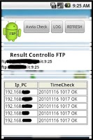 Screenshot of FTP & PC Checker