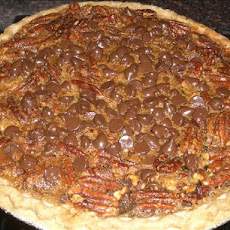 Bourbon St . Chocolate Pecan Pie