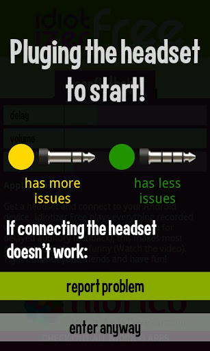 idiotizer-the-mind-blocker for android screenshot