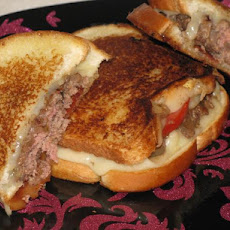 Ultimate Patty Melts - Rachael Ray
