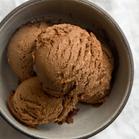 Chocolate Hazelnut (Better than Nutella) Gelato