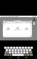Screenshot of Mini vMac