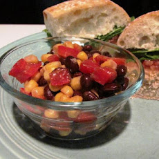 Rachael Ray's Black Bean and Corn Salad