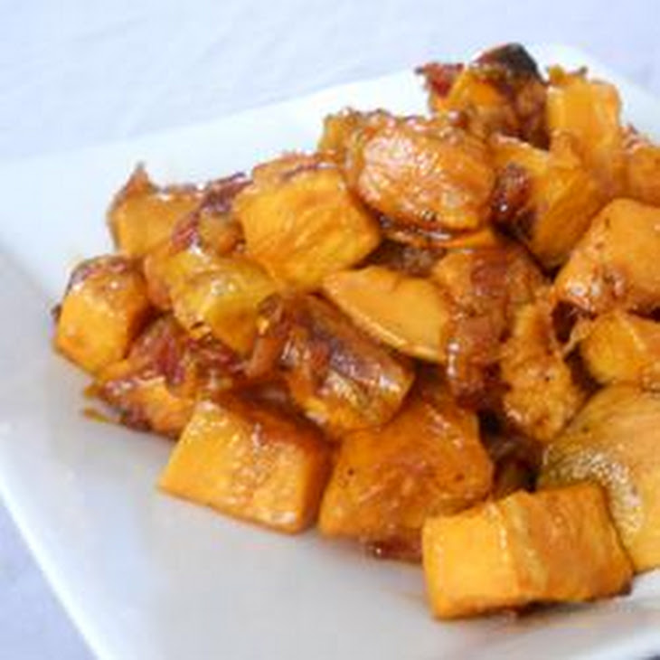 Caramelized Cane Syrup Sweet Potatoes Recipes — Dishmaps