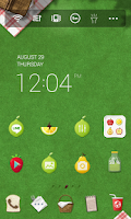 Screenshot of Picnic Day dodol theme