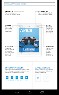 APICS Magazine - screenshot