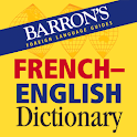 Barron's French-English icon