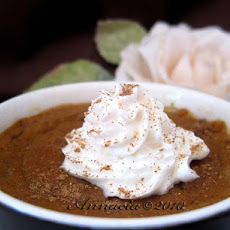 Crunch Pumpkin Pie