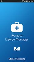 Screenshot of Bell RDM