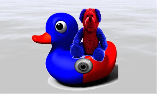 Preschool Duck Teddy Puzzles