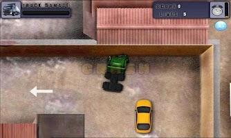Screenshot of Truck Parking HD