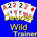 Video Poker - Deuces Wild icon