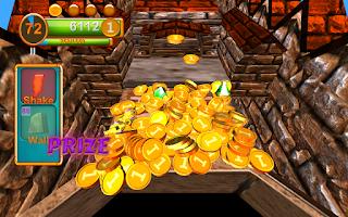 Screenshot of Push Coin Machine