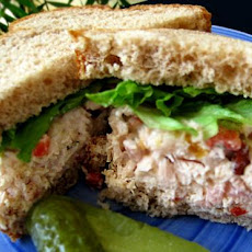 Tink's Chicken & Tuna Salad Sandwiches