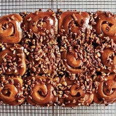 Pecan Cinnamon Buns Recipe