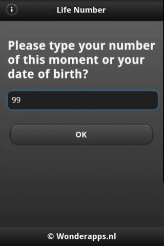 The Number of your Life