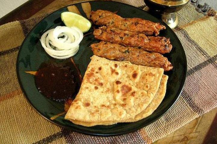 Indian Style Sheekh Kabab