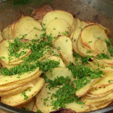 Lemon Horseradish New Potatoes