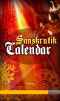 Screenshot of Sanskrutik Calendar