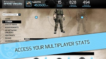 Screenshot of Ghost Recon Network