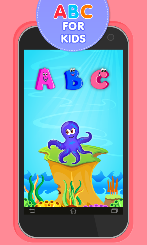 Chifro ABC: Kids Alphabet Game Screenshot