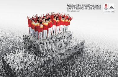 中國奧運軍團登頂