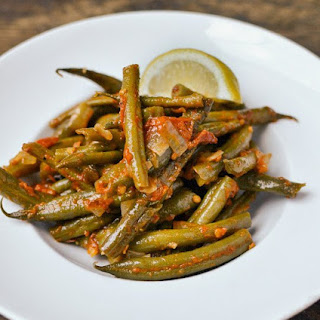 Greek-Style Braised Green Beans