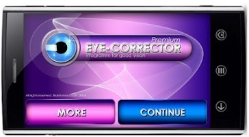 Screenshot of Eye-Corrector Premium