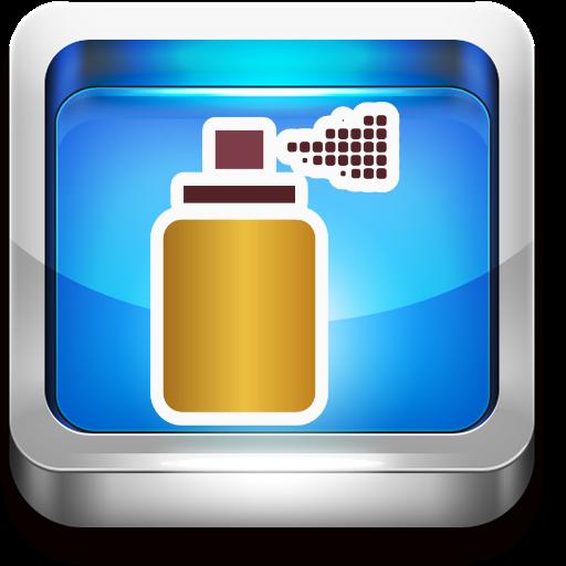 虛擬噴霧罐 Virtual Spray Can 娛樂 App LOGO-APP開箱王