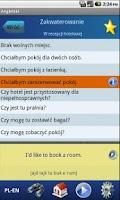 Screenshot of Angielski-Ucz się i rozmawiaj