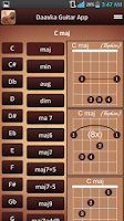 Screenshot of Daavka Guitar App