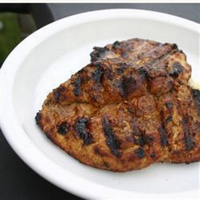 South-Western Blackened Barbecued Chicken