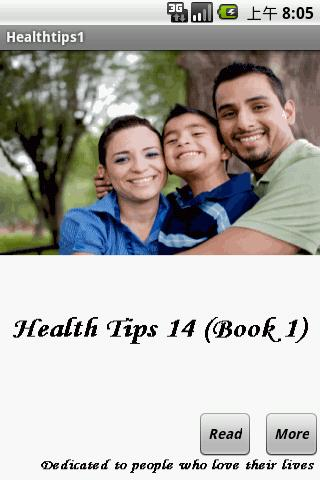 Health Tips 14 Book 1 - Lite