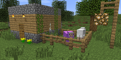 Screenshot of House Ideas Minecraft PE