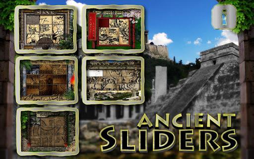 Ancient Puzzle Sliders