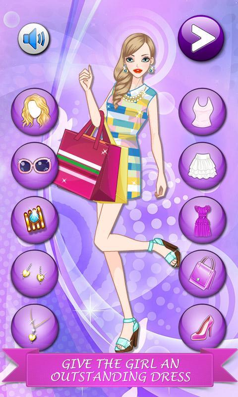 Макияж для девочек шоппинг