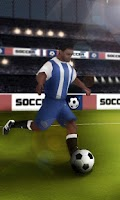 Screenshot of Soccer Kicks (Football)