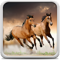 Horses Live Wallpaper APK for Bluestacks