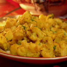 Cauliflower and Potatoes: