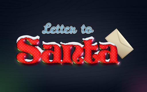 聖誕老人的信