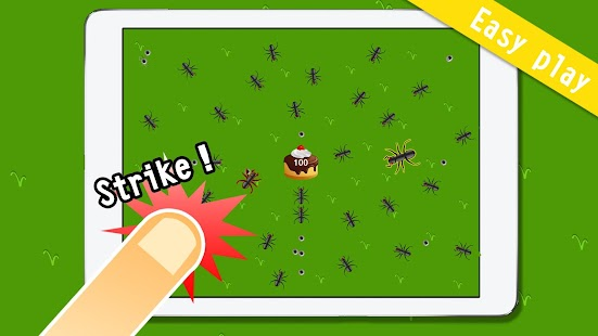 Army ants - screenshot