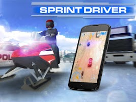 Screenshot of Sprint Driver