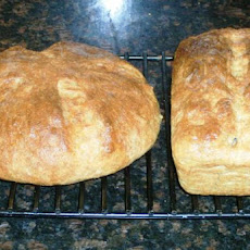 Three-Grain Bread (Bread Machine)