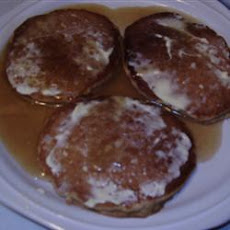 Apple Cider Pancakes