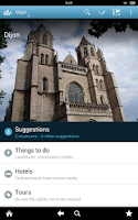 Screenshot of Dijon Travel Guide by Triposo