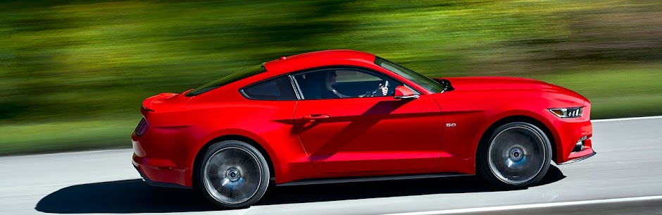 2015 Ford Mustang: Officially Official (with photos & video)